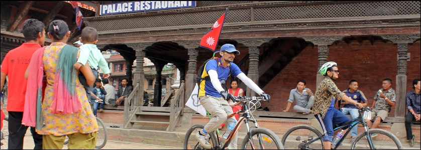 Nepal: travel after earthquake